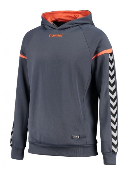 hummel-authentic-charge-poly-hoodie-ombre-blue