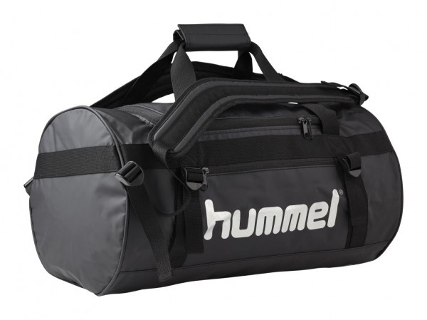 hummel-tech-sports-bag-black