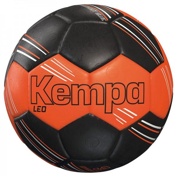Kempa Leo Handball in schwarz/orange