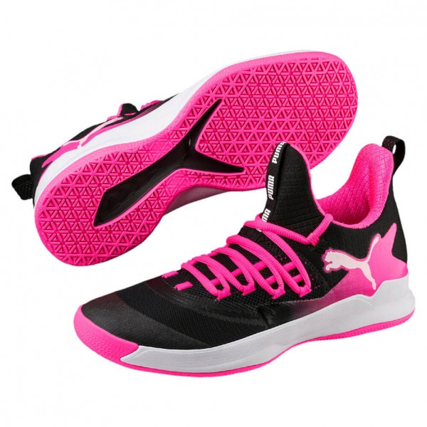 Puma Rise XT Fuse 2 Damen Handballschuhe blackpink