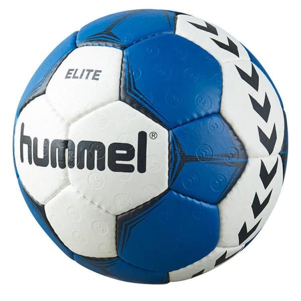 hummel Elite SMU Handball in weiss/blau günstig kaufen
