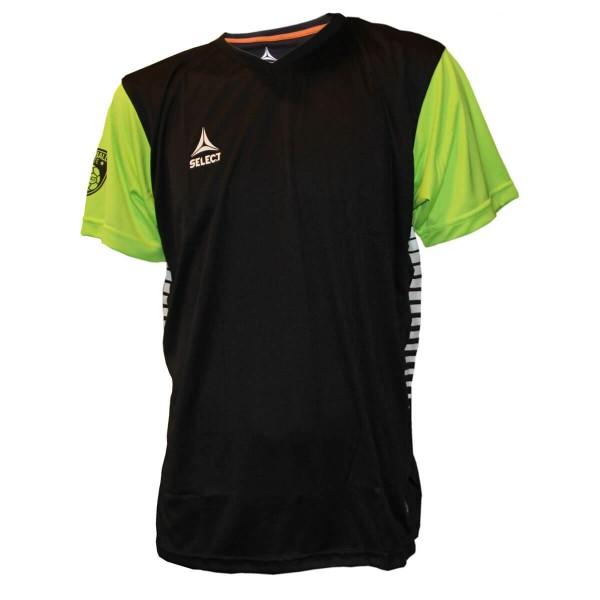 Das neue Select Handball Elite Trikot schwarz jetzt kaufen