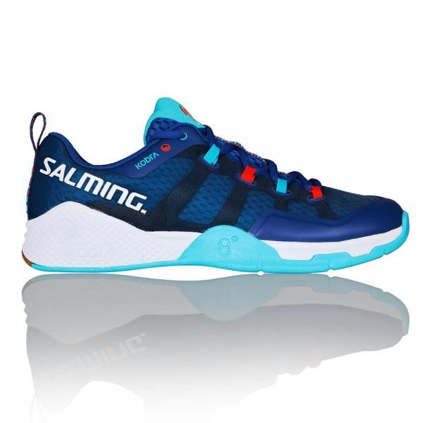 Die neuen Salming Kobra 2 Handballschuhe Herren in blau