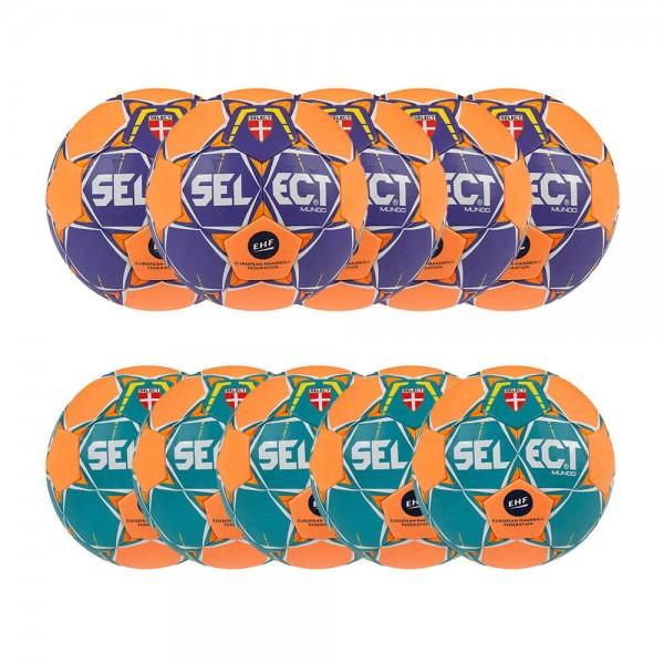 Select Mundo Handball Ballpaket