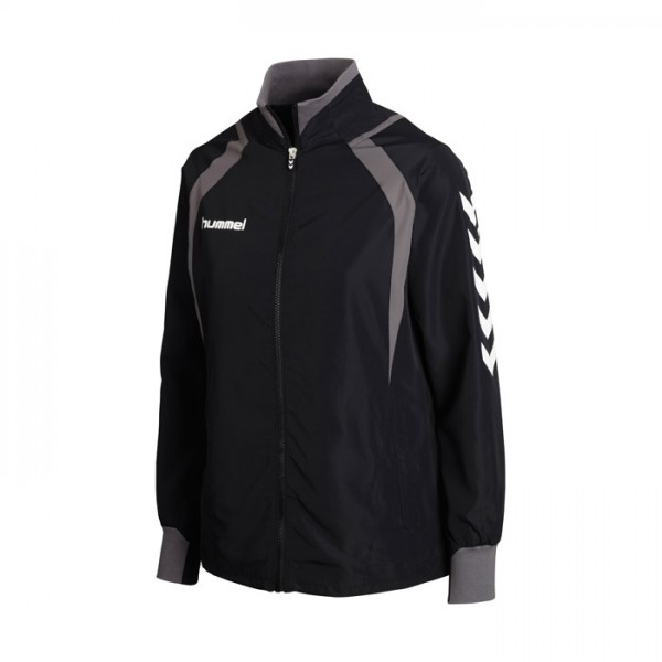 Hummel TEAM PLAYER Damen Micro Jacke - Trainingsanzug