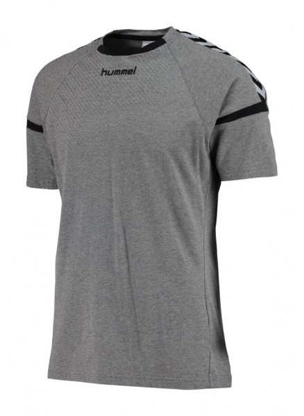 hummel-authentic-charge-training-jersey-grey