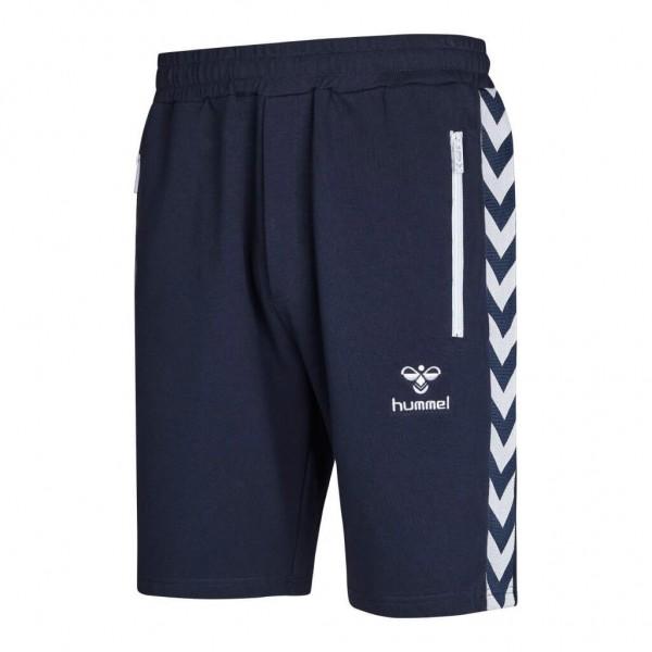 Die neue hummel Aage Shorts in dunkelblau kaufen