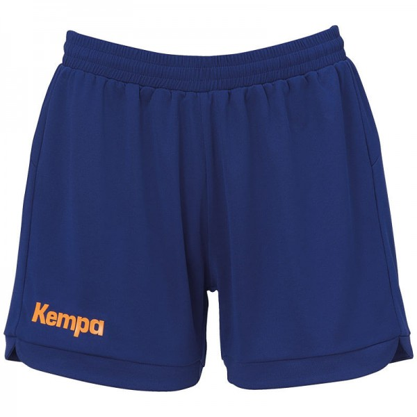kempa-prime-damen-shorts-deep-blau