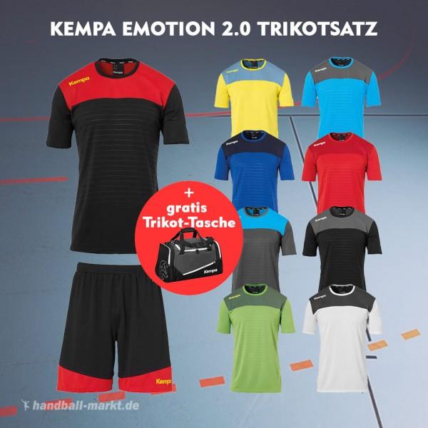 Kempa EMOTION 2.0 Handball Trikotsatz für Damen & Herren