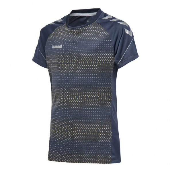 hummel Reflector Poly Jersey SP in blue nights