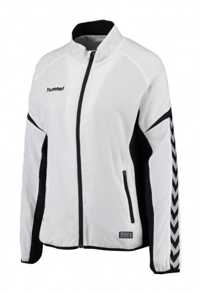 hummel-authentic-charge-damen-micro-jacke-white