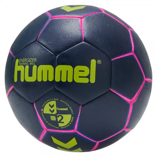 Der neue hummel Energizer ACTION Handball in marine/pink