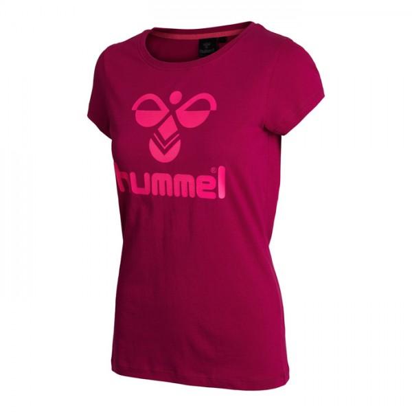 Hummel CLASSIC BEE Women's T-Shirt - wild aster