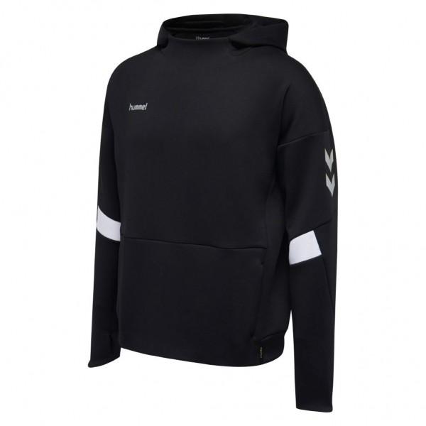 hummel-tech-move-poly-hoodie-black