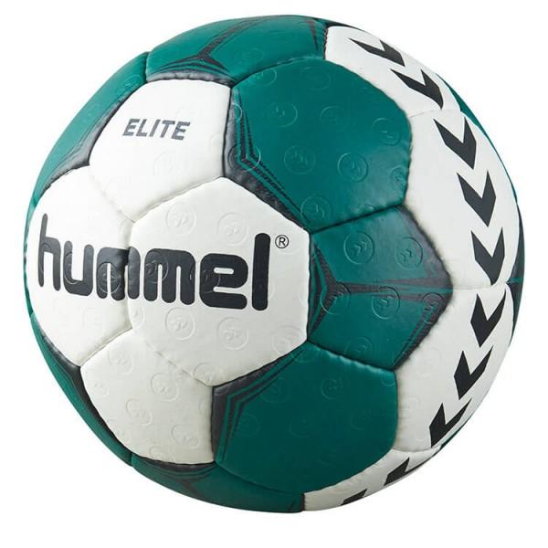 hummel Elite Handball SMU in weiss/grün bestellen