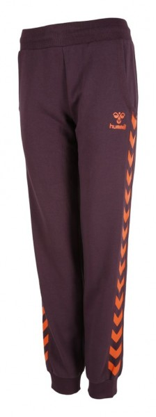 hummel Classic Bee Womens Jogginghose in plum perfect jetzt kaufen