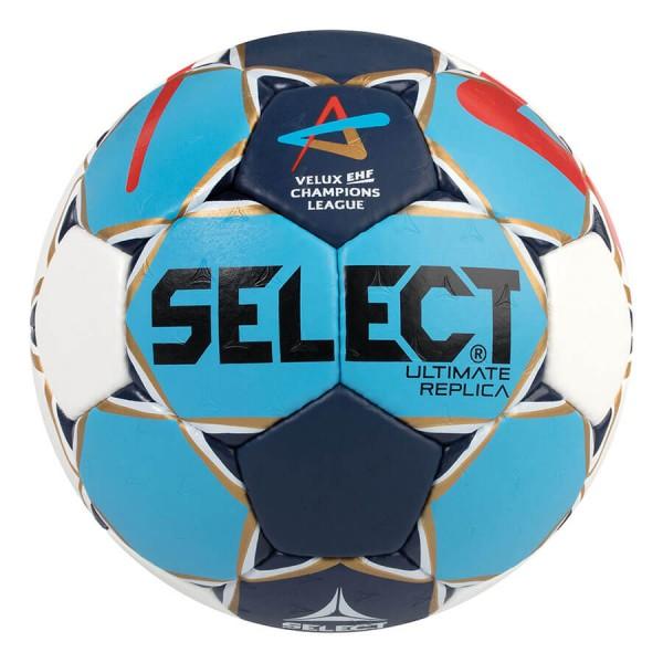 Der neue Select Ultimate Replica EHF CL Handball für 2018/19