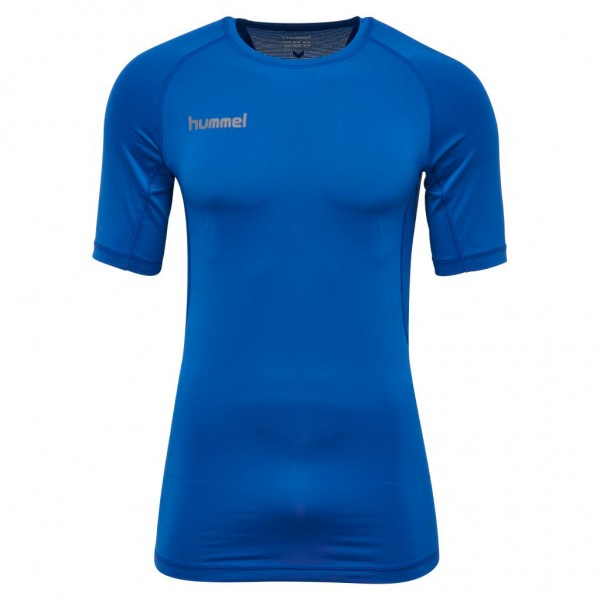 hummel-first-performance-funktionsshirt-blau