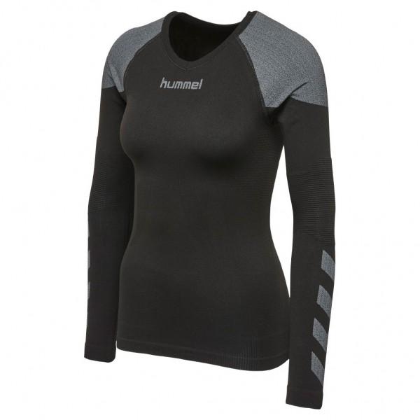 c0516e90afdea3 hummel First Comfort Longsleeve Damen Funktionsshirt