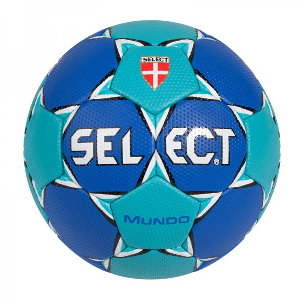 Select Mundo Handball in blau türkis