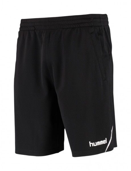 hummel Authentic Training Shorts in black