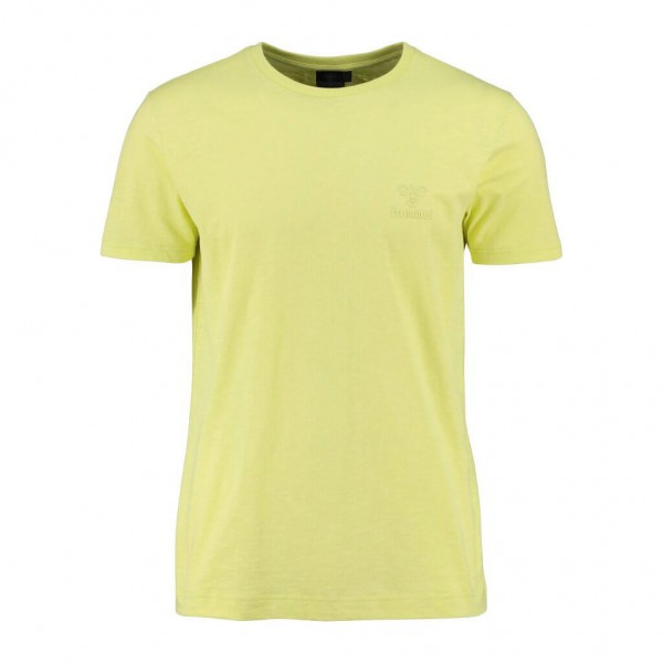 Das neue hummel Classic Bee Tom T-Shirt in sunny lime kaufen