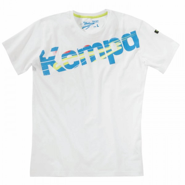 Kempa SPEED T-Shirt - weiss