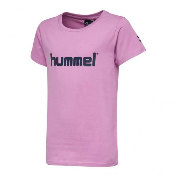Das neue hummel Veni Kinder T-Shirt in smoky grape kaufen