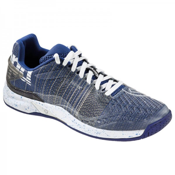 Kempa Attack One Contender Handballschuhe in midnight blau