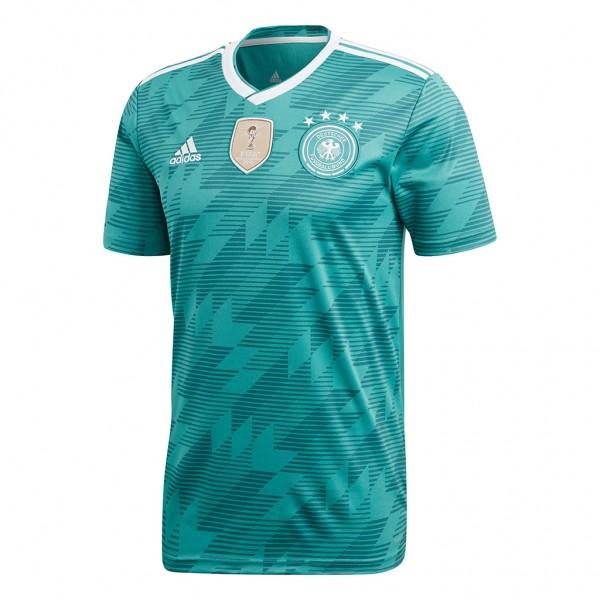 Das neue adidas DFB Trikot Away in grün günstig kaufen