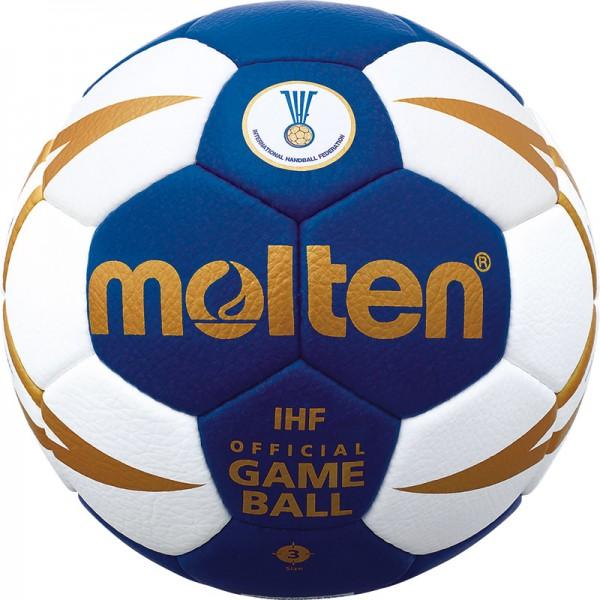 Molten H-X5000 Handball in blau/gold jetzt günstig kaufen.
