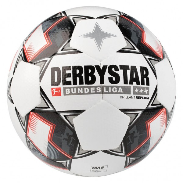 Derbystar Bundesliga Brillant Replica Fußball 2018/19