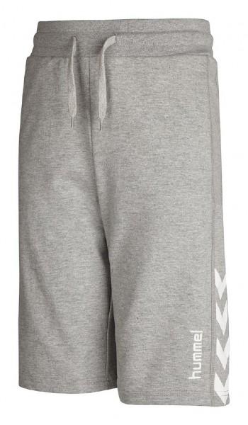 Die neue hummel Kess Shorts für kinder in grey melange günstig bestellen