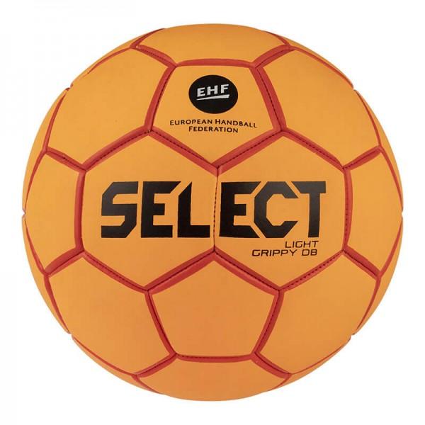 select-light-grippy-handball-orange-mini
