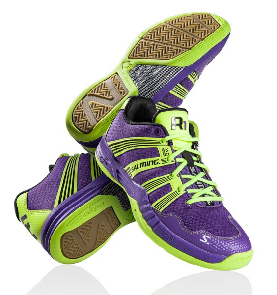 Salming Handballschuhe Race R1 2.0 in purple kaufen