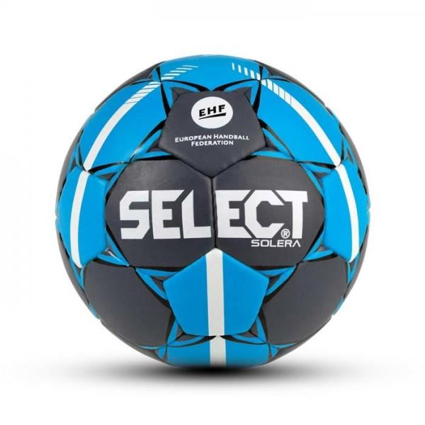 Der neue Select Solera Handball in grau/blau