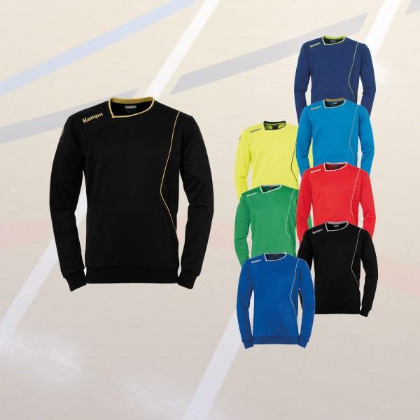 Kempa CURVE Sweatshirt Team Paket