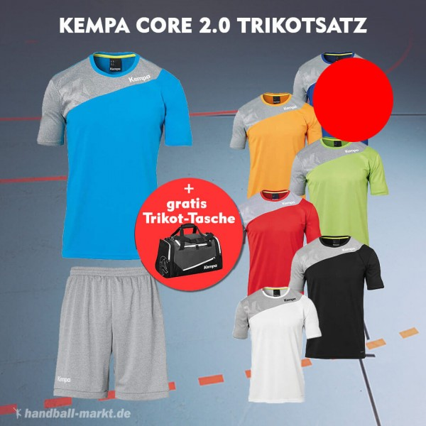 Kempa CORE 2.0 Handball Trikotsatz für Damen & Herren