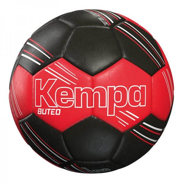 Kempa Buteo Handball schwarz/rot