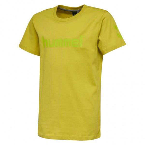 Das neue hummel Jaki Kinder T-Shirt in citronella kaufen