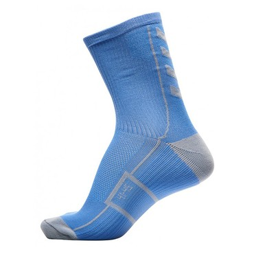 Hummel Tech Indoor Socken low - palace blue - limitiert