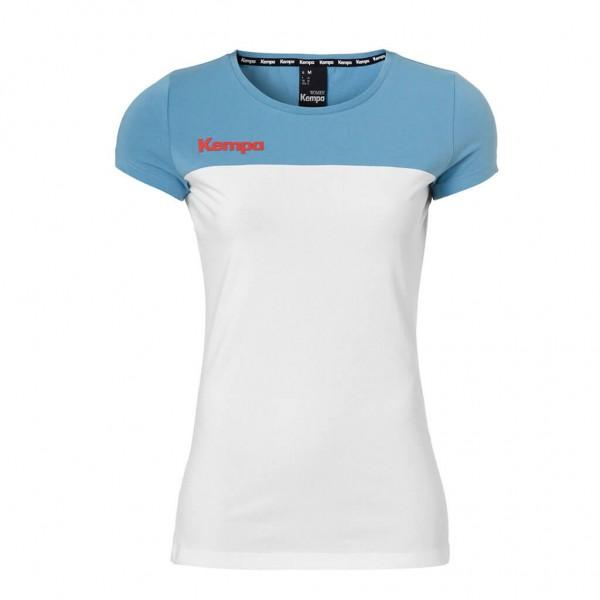 Das neue Kempa Ebbe & Flut Damen T-Shirt zur Handball WM 2019