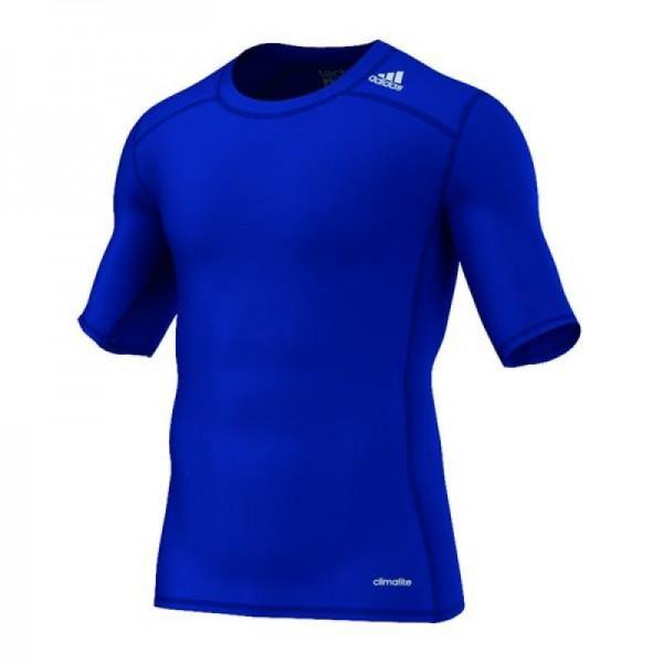 Adidas TECHFIT Base Funktionsshirt - royal