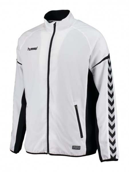 hummel-authentic-charge-micro-trainingsanzug-jacke-weiss