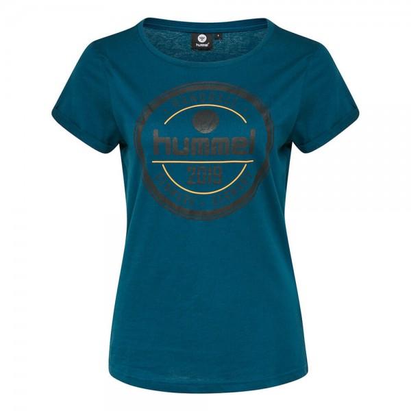 hummel BIRLA T-Shirt Women in poseidon