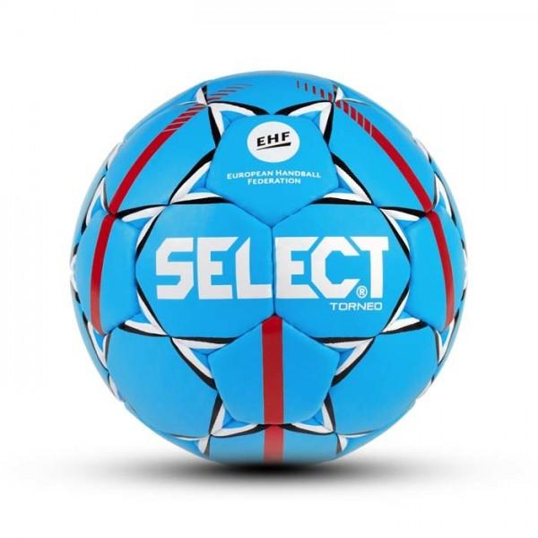 Der neue Select Torneo Handball in hellblau
