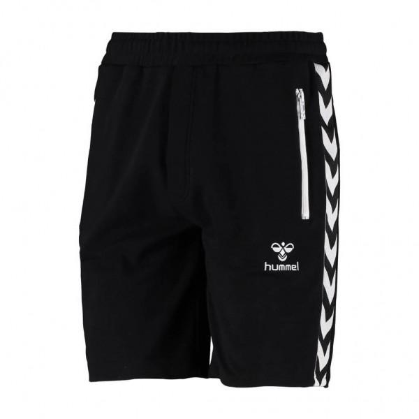 Die neue hummel Classic Bee Aage Shorts in schwarz