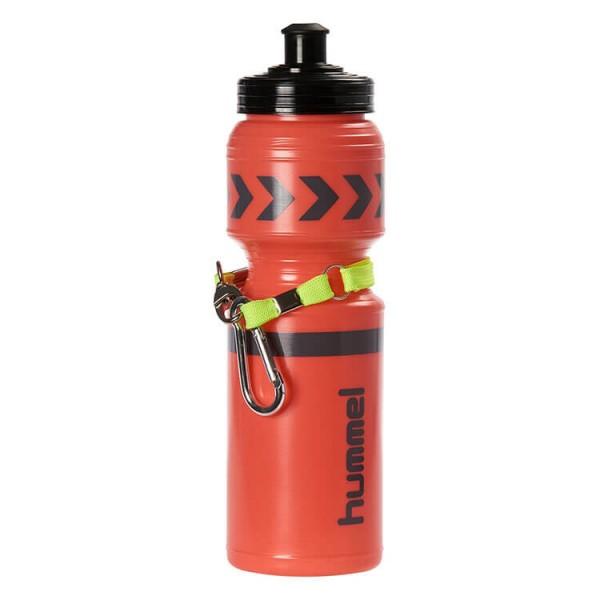 hummel Reflector Trophy Wasserflasche in rot