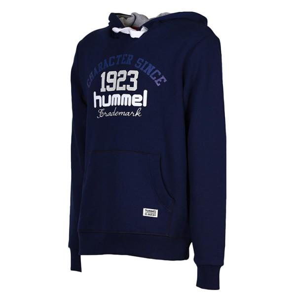 hummel Lamont Hoodie in dress blue für Herren günstig kaufen