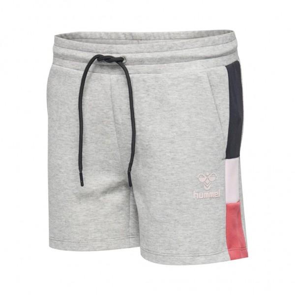 hummel Medusa Shorts Women in grey melange